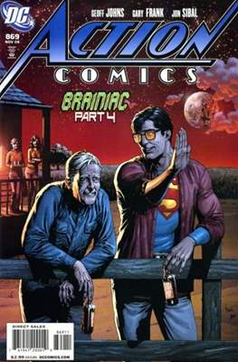 Action Comics Vol. 1 (1938-2011; 2016-) (Comic Book) #869