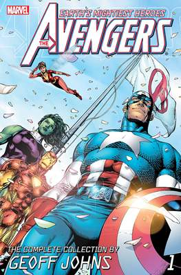 The Avengers: The Complete Collection by Geoff Johns