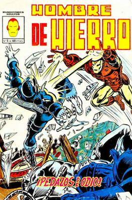 El Hombre de Hierro Vol. 3 (Grapa 24 pp. 1981-1982) #5