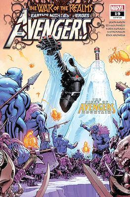 The Avengers Vol. 8 (2018-...) (Comic Book) #19