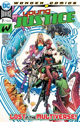 Young Justice (2019-) (Comic Book) #7