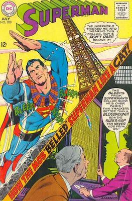 Superman Vol. 1 / Adventures of Superman Vol. 1 (1939-2011) (Comic Book) #208