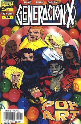 Generación-X Vol. 2 (1996-2000) (Grapa 24 pp) #34