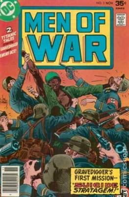 Men of War Vol. 1(1977-1980) (Comic Book) #3