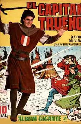 El Capitán Trueno. Album gigante #34