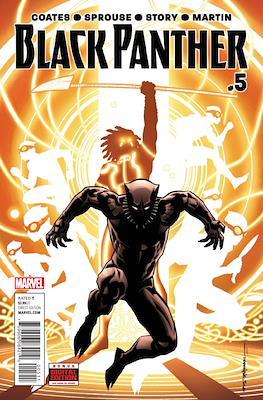 Black Panther Vol. 6 (2016-2018) #5