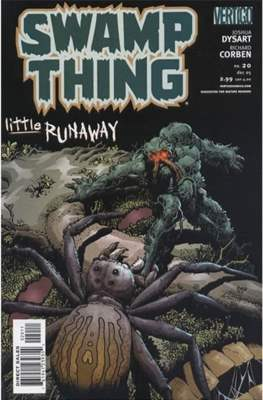 Swamp Thing (2004 4th Series) (Comic-Book) #20