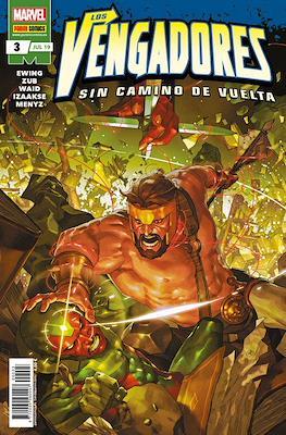Los Vengadores: Sin camino de vuelta (Grapa 40-48 pp) #3