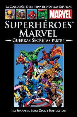 La Colección Definitiva de Novelas Gráficas Marvel (Cartoné) #6