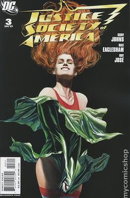 Justice Society of America Vol. 3 (2007-2011) #3