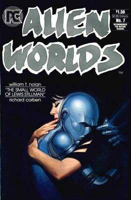 Alien Worlds (Comic-Book) #7