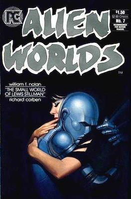 Alien Worlds (Comic Book) #7