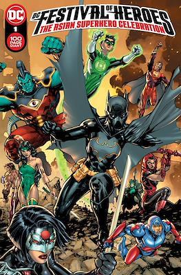 DC Festival of Heroes: The Asian Superhero Celebration