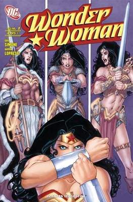 Wonder Woman (2009-2010) (Grapa, 72 páginas) #1