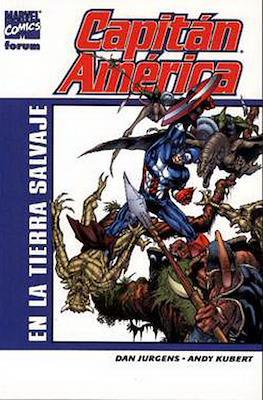 Capitán América: En la tierra salvaje (2001)