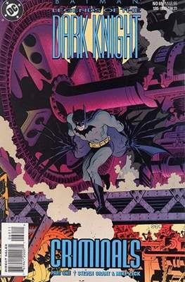 Batman: Legends of the Dark Knight Vol. 1 (1989-2007) #69