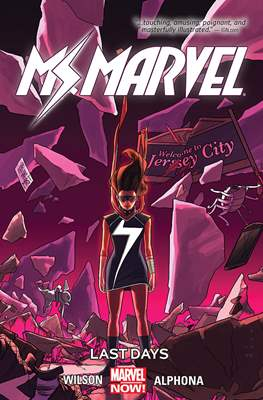 Ms. Marvel (2014-...) (Digital Collected) #4