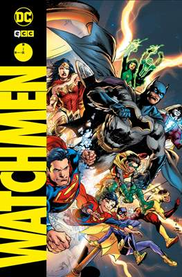Coleccionable Watchmen (Cartoné) #14