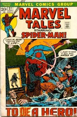 Marvel Tales (Comic Book) #37