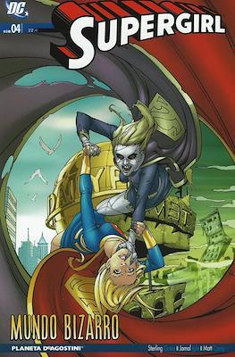 Supergirl (2010-2011) #4
