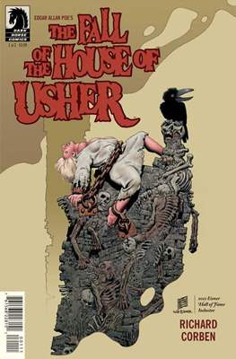 Edgar Allan Poe's the Fall of the House of Usher (comic-book) #1