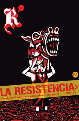 La Resistencia (Rústica 80 pp) #8