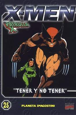 Coleccionable X-Men / La Patrulla-X (2000-2001) (Rústica, 80 pp) #25