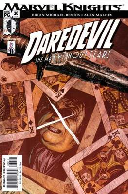 Daredevil Vol. 2 (1998-2011) (Comic Book) #30 (410)