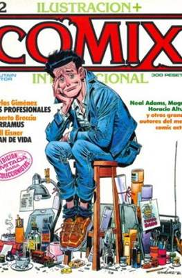 Ilustración + Comix Internacional (Grapa) #52