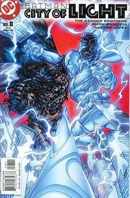 Batman City of Light (Comic book) #8