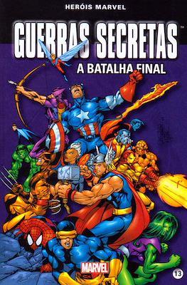 Heróis Marvel - Série I #13
