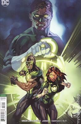 Green Lanterns (Vol. 1 2016-... Variant Covers) #52