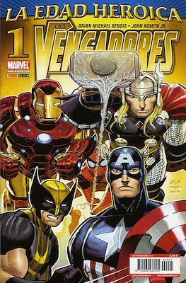 Los Vengadores Vol. 4 (2011-) (Grapa) #1