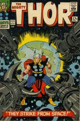 Journey into Mystery / Thor Vol 1 (Comic Book) #131
