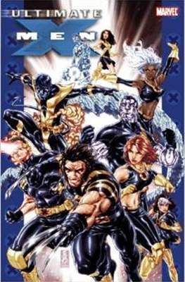 Ultimate X-Men: Ultimate Collection (Softcover) #4