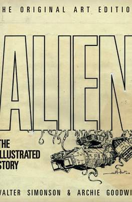 Alien: The Illustrated Story Art Edition