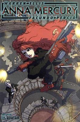 Anna Mercury (Comic-book) #3