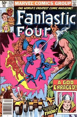 Fantastic Four Vol. 1 (1961-1996) (saddle-stitched) #225