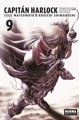 Capitán Harlock: Dimension Voyage (Rústica) #9