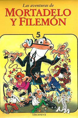 Las aventuras de Mortadelo y Filemón (Cartoné) #5