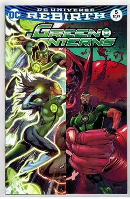 Green Lanterns Vol. 1 (2016-2018) (Comic-book) #5