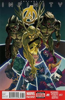 Avengers Vol. 5 (2013-2015) (Comic Book) #17