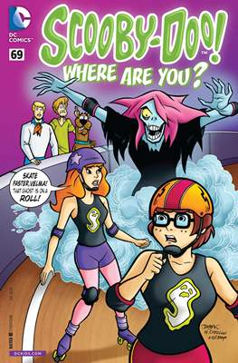 Scooby-Doo! Where Are You? (Comic Book) #69