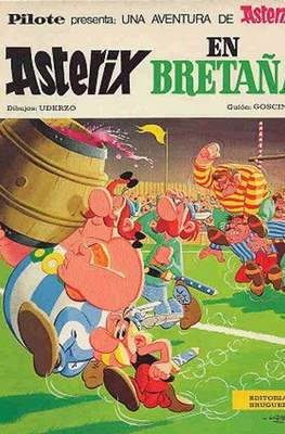 Astérix (Cartoné, 48 págs. (1968-1975)) #9