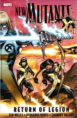 New Mutants Vol. 3