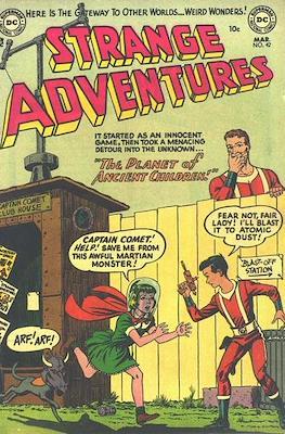 Strange Adventures (Comic Book) #42