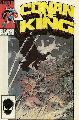 King Conan / Conan the King (Grapa, 48 págs.) #25