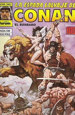 La Espada Salvaje de Conan. Vol 1 (1982-1996) (Grapa. B/N.) #130