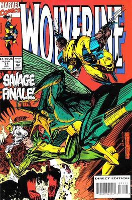 Wolverine (1988-2003) (Comic Book) #71