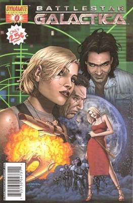 Battlestar Galactica (2006-2007)